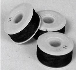 Style 'G' and 'M' Nylon Bobbins