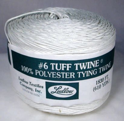 Ludlow Polyester Spring Twine